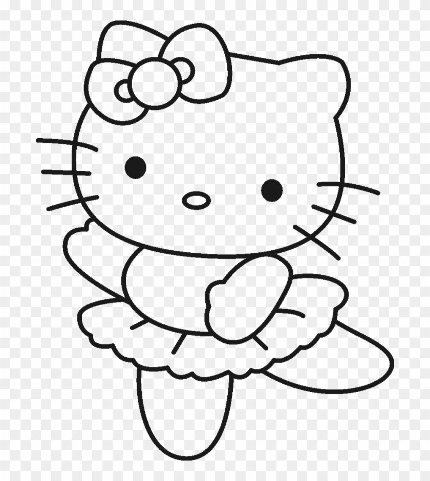 coloring cute hello kitty drawing printable hello kitty coloring pages cute and easy coloring hello cute drawing kitty