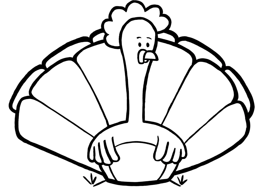 coloring cute turkey clipart cute turkey clip art clipartsco clipart turkey coloring cute