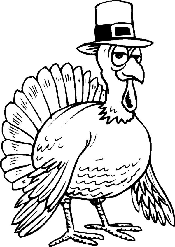 coloring cute turkey clipart cute turkey clip art clipartsco coloring turkey clipart cute