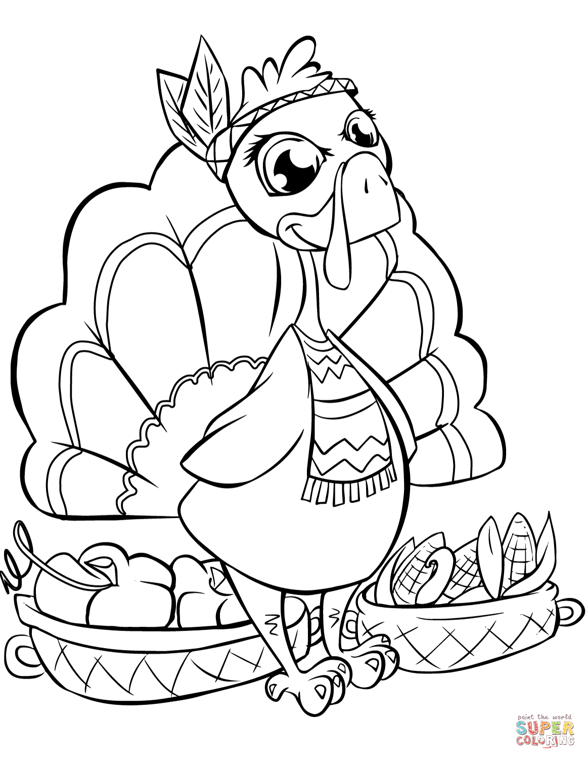 coloring cute turkey clipart cute turkeys to color neo coloring turkey cute clipart coloring