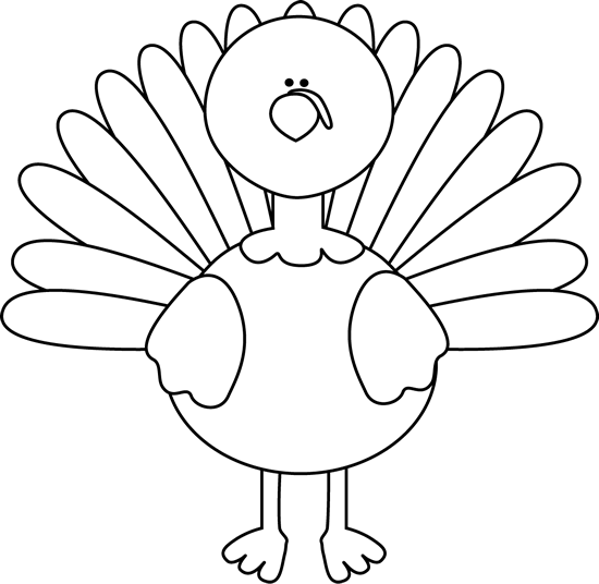 coloring cute turkey clipart free turkey pics for kids download free clip art free coloring cute clipart turkey