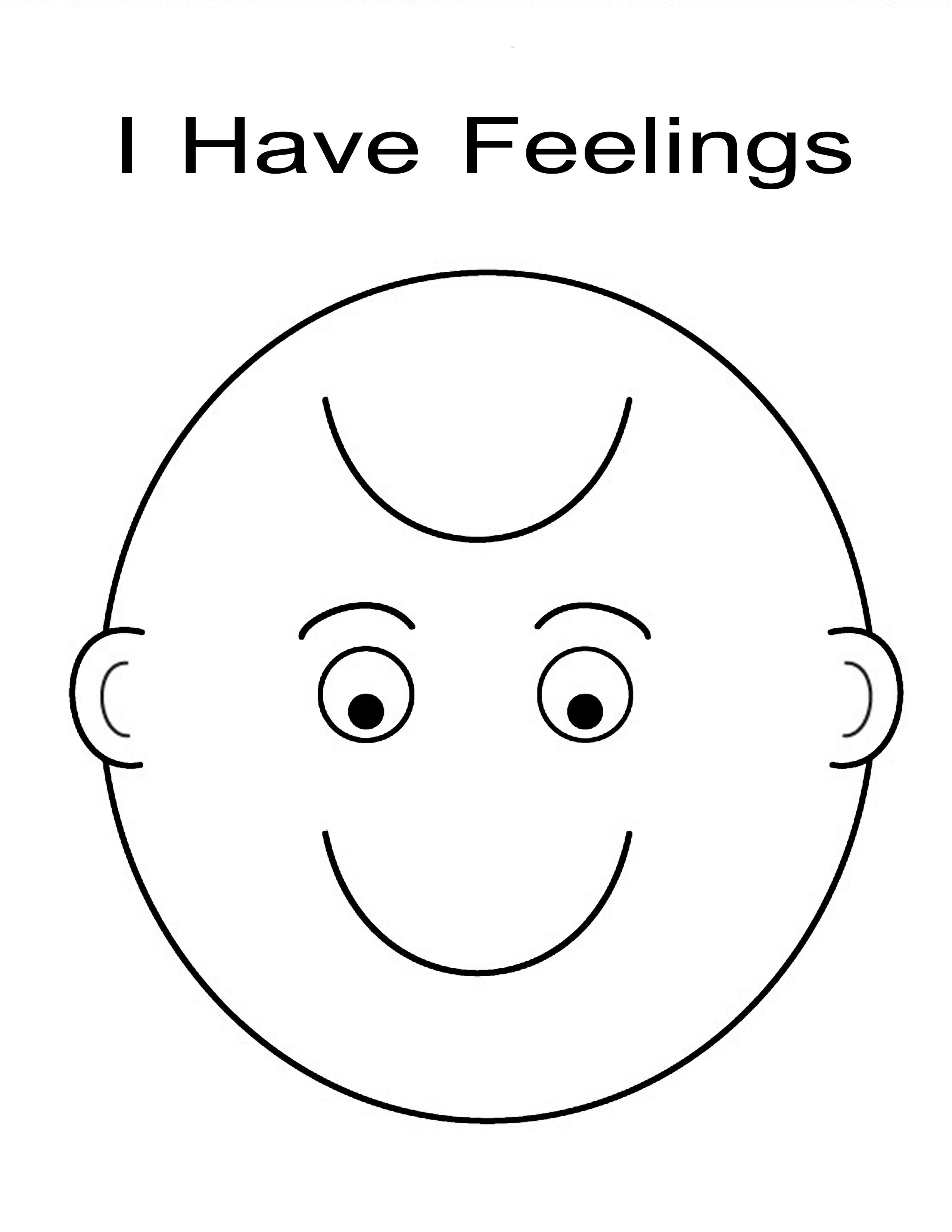 coloring emotions for kids feelings coloring pages for kids coloring home coloring kids for emotions