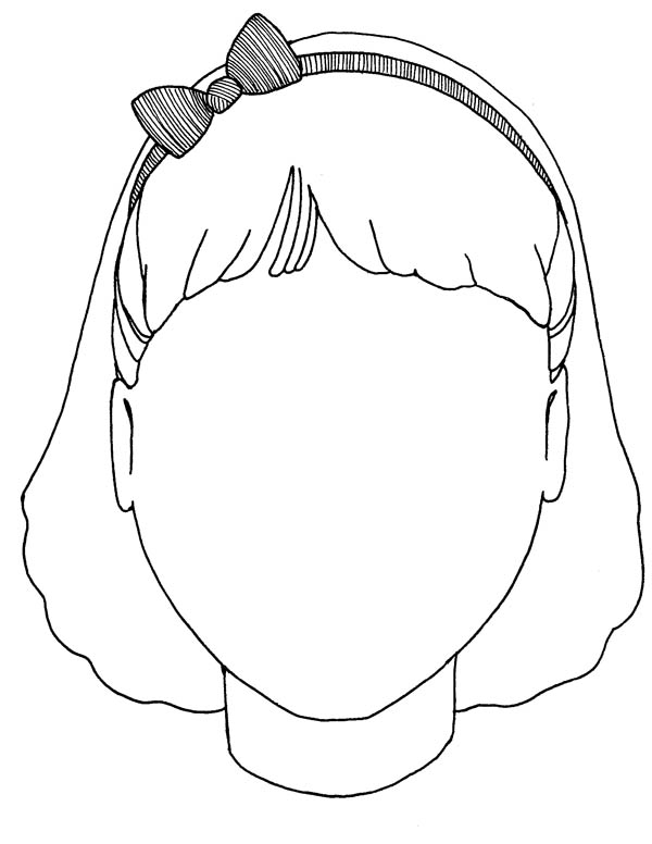 coloring face boy face coloring page at getcoloringscom free coloring face