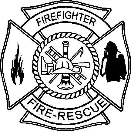 coloring fireman clipart black and white fireman clipart image 30130 black fireman coloring white and clipart
