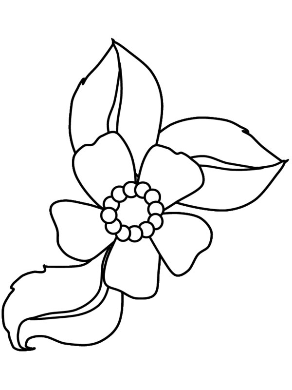 coloring flower cartoon images coloring flowers isolated with sun stock illustration flower images cartoon coloring