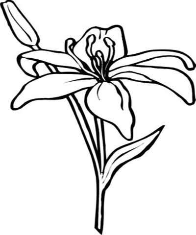 coloring flower cartoon images happy flower coloring page images cartoon coloring flower