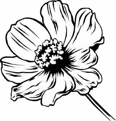 coloring flower cartoon images your free coloring pages for creativity and fun coloring images flower cartoon