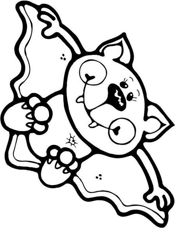 coloring free 20 fun halloween coloring pages for kids hative free coloring