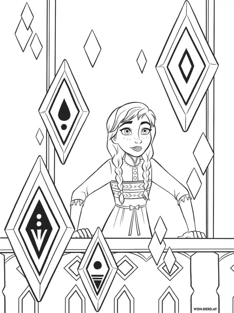 coloring frozen 100 best frozen 2 coloring pages print for free wonder day coloring frozen