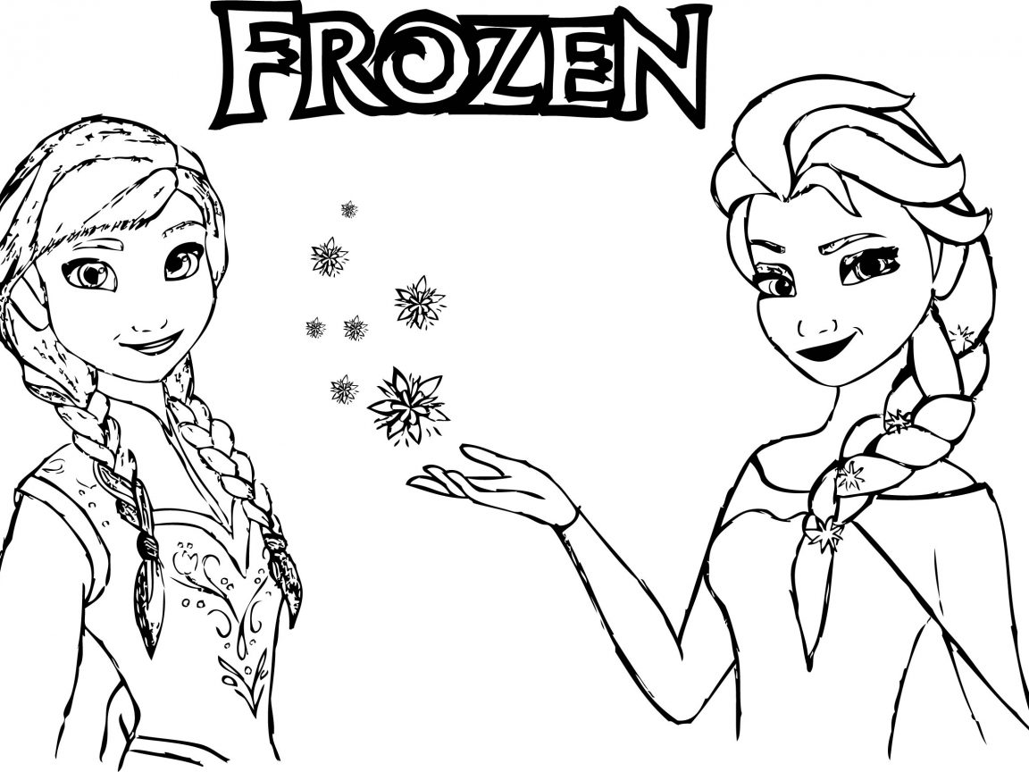 coloring frozen frozen cartoon coloring pages at getcoloringscom free coloring frozen