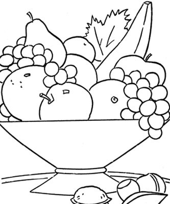 coloring fruits for nutrition month nutrition coloring pages coloring pages to download and fruits month coloring nutrition for