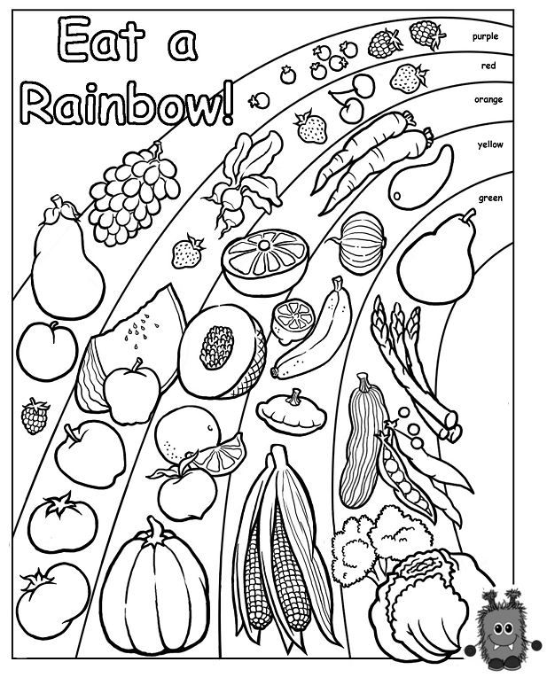 coloring fruits for nutrition month nutrition coloring pages to download and print for free fruits nutrition coloring month for