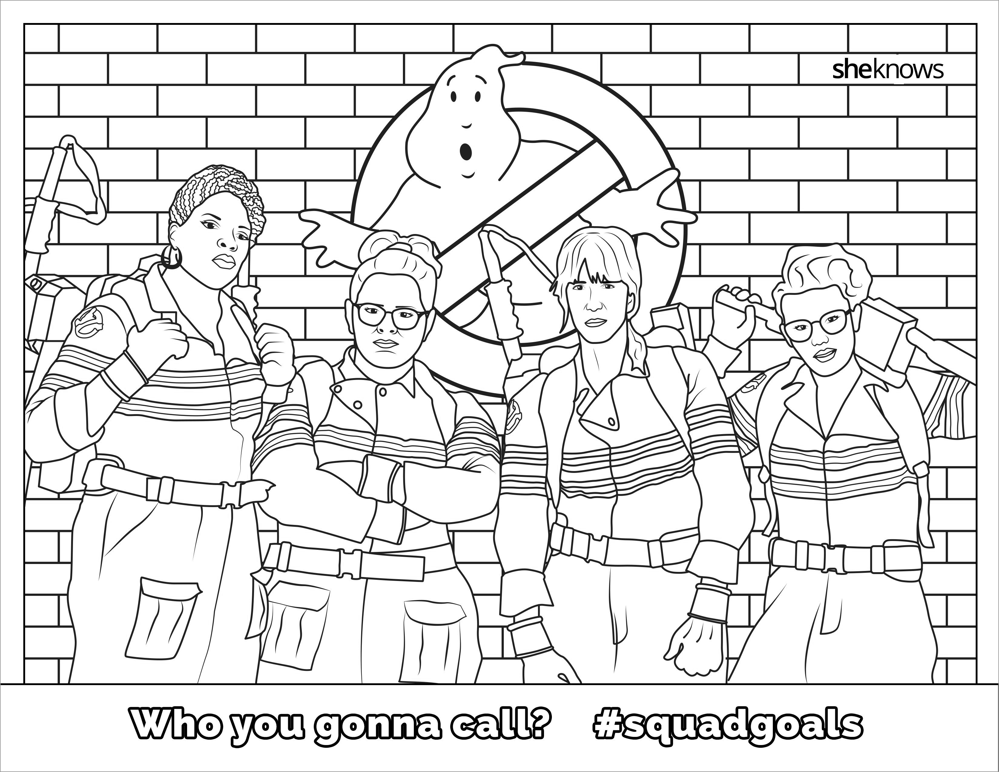 coloring ghostbusters ghostbusters coloring pages to download and print for free coloring ghostbusters