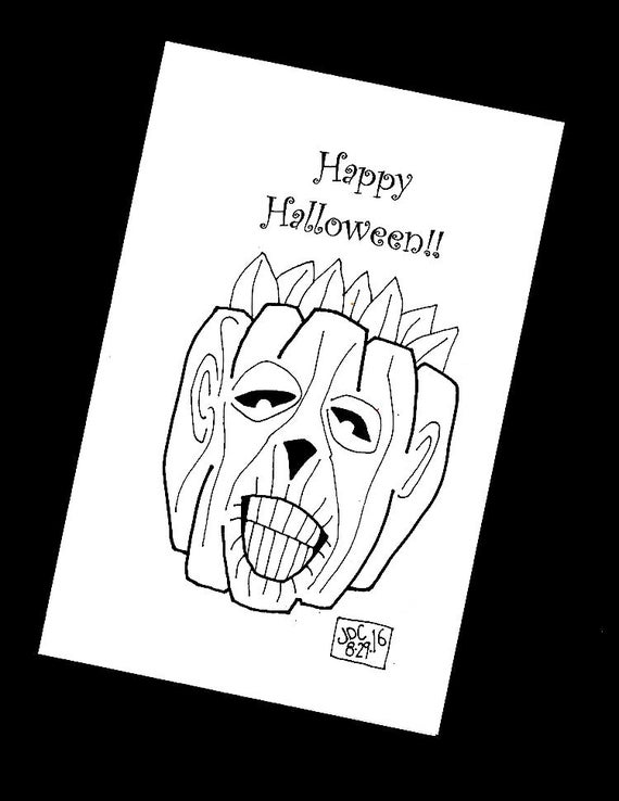 coloring halloween card halloween coloring pages halloween cards free halloween card halloween coloring