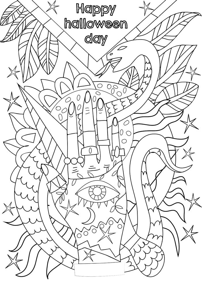 coloring halloween card musings of an average mom free halloween cards to color coloring halloween card