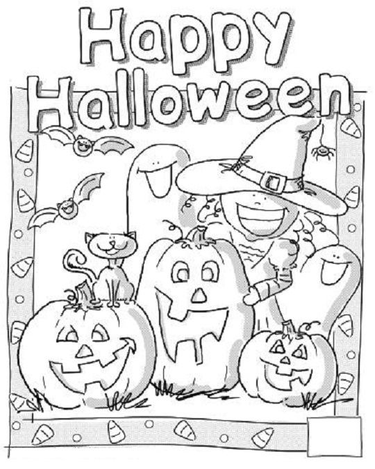 coloring halloween card printable greeting cards coloring pages topcoloringpagesnet halloween coloring card