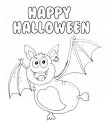 coloring halloween card trick or treat coloring page printable halloween halloween card coloring