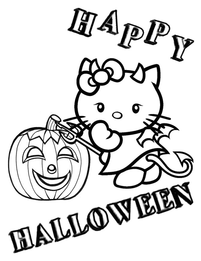 coloring halloween hello kitty top 25 halloween coloring pages for your little ones hello coloring kitty halloween