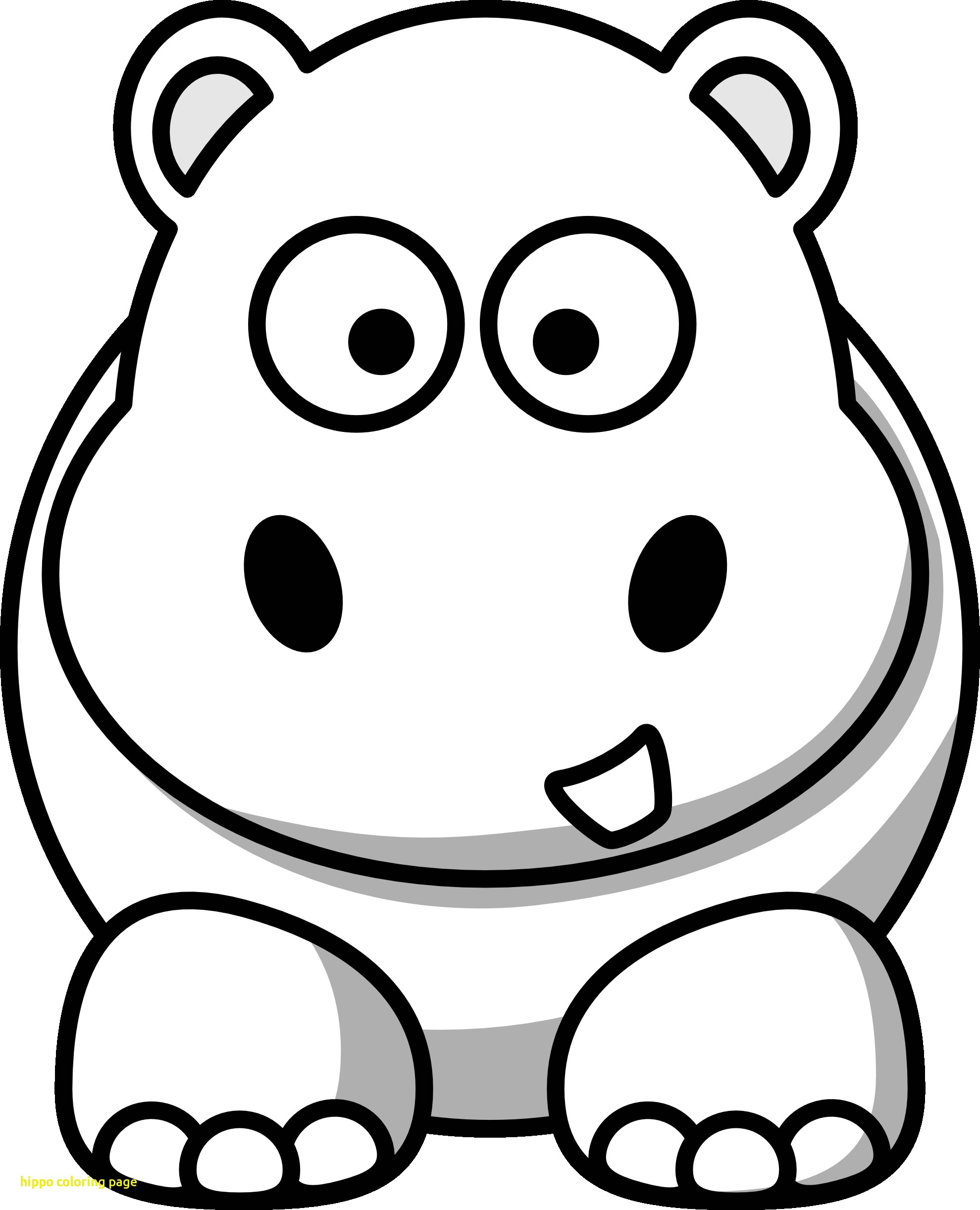 coloring hippo clipart baby hippo coloring coloring pages clipart coloring hippo
