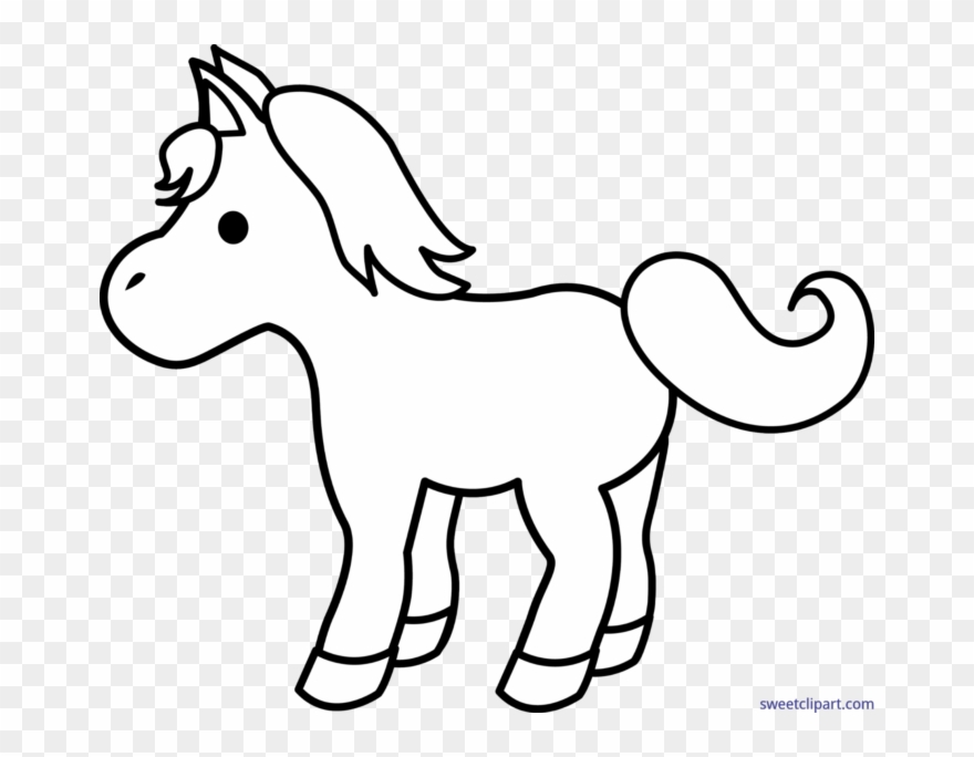 coloring horse clipart images of horses heads clipart best coloring horse clipart