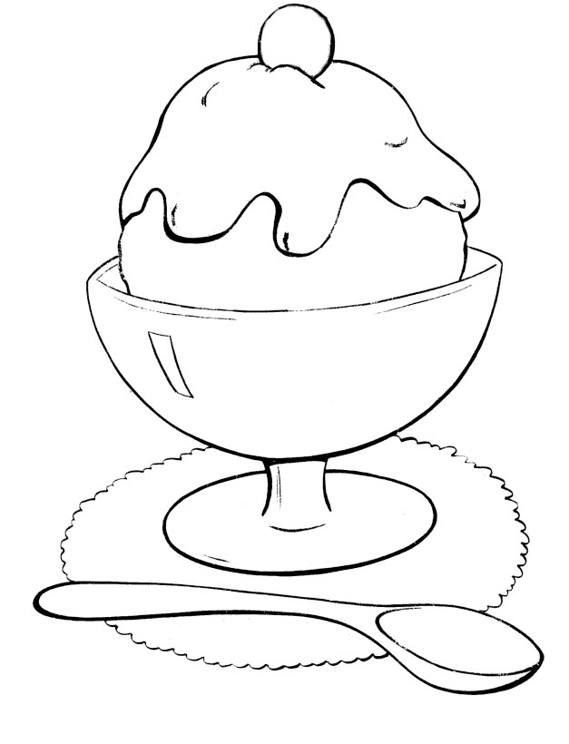 coloring ice cream printables ice cream coloring pages free download on clipartmag ice printables coloring cream