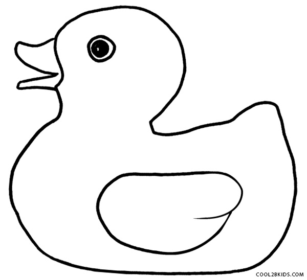 coloring image of duck coloring page duck coloring pages 6 duck of coloring image