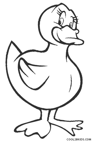 coloring image of duck rubber duck coloring pages getcoloringpagescom coloring of image duck