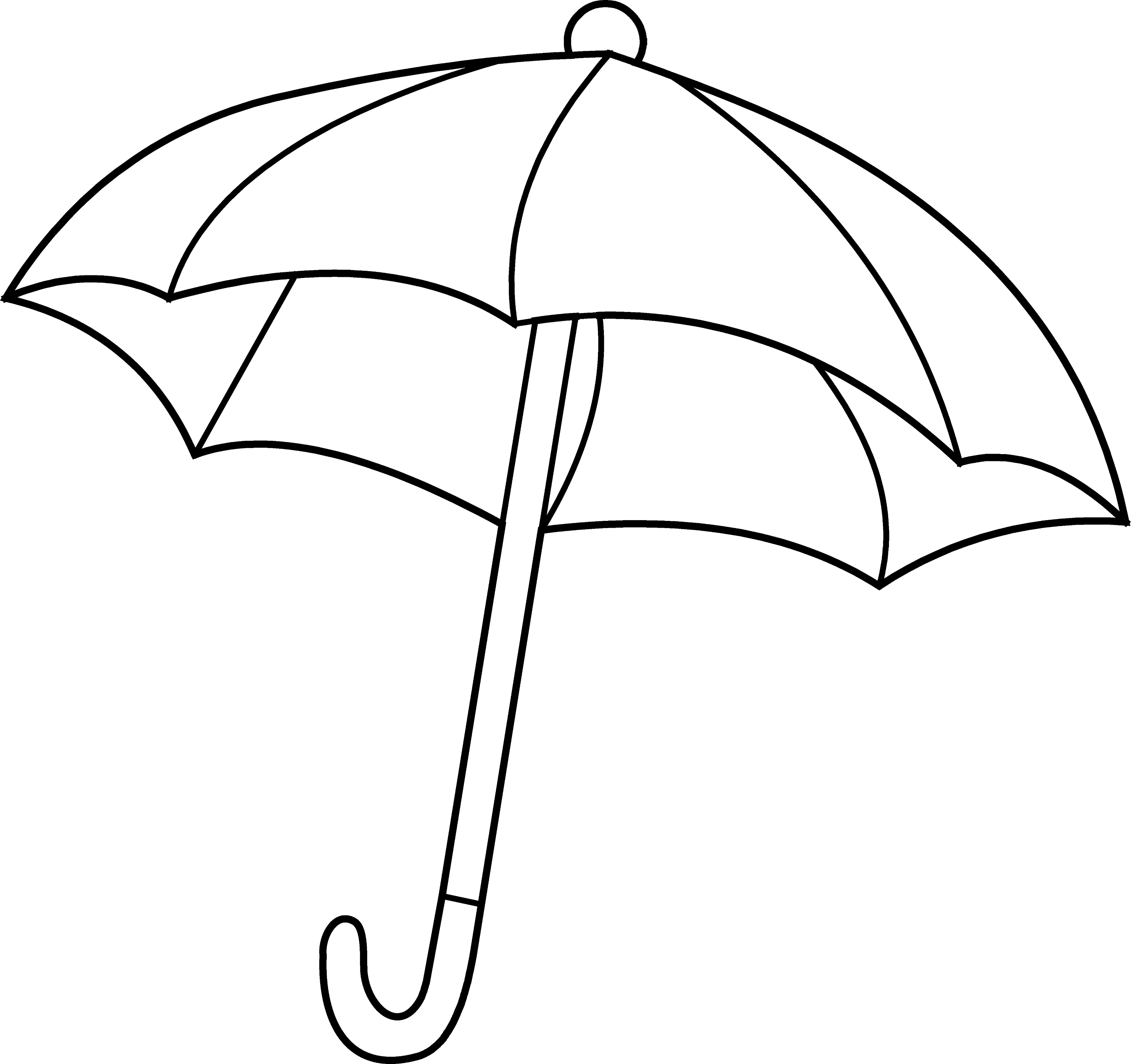 coloring image of umbrella umbrella coloring pages for childrens printable for free of image coloring umbrella