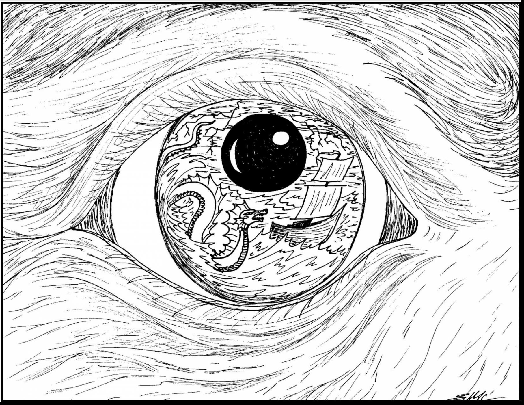 coloring images of eyes eye coloring page free download on clipartmag images of eyes coloring