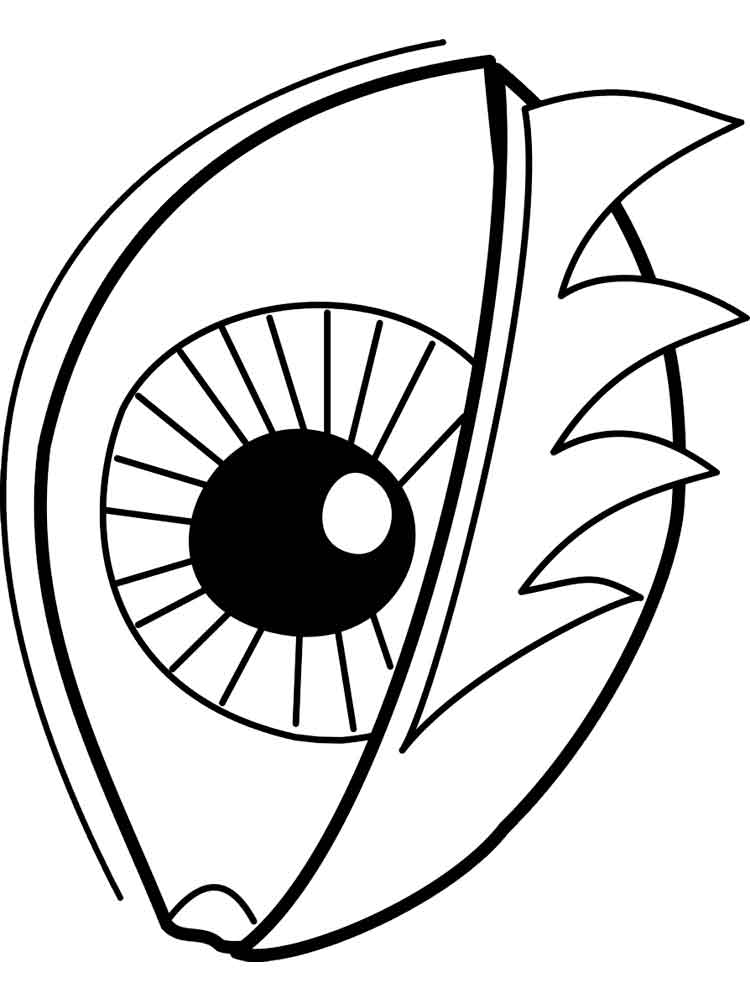 coloring images of eyes eye coloring pages getcoloringpagescom eyes coloring images of