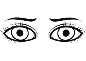 coloring images of eyes eyes coloring pages free printable eyes coloring pages images coloring of eyes