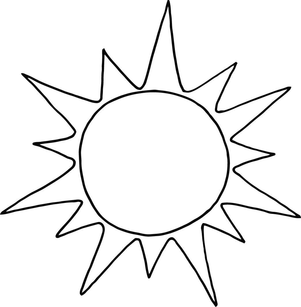 coloring images of sun sunshine coloring page at getcoloringscom free images coloring sun of