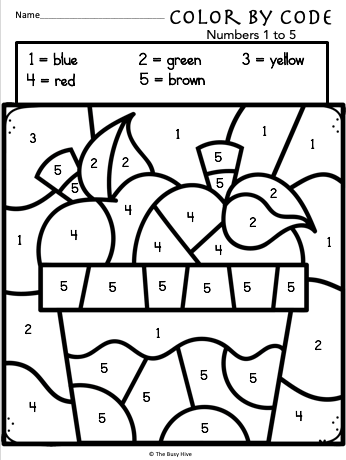 coloring kindergarten math activities math addition color by number preschool worksheets kindergarten math coloring activities