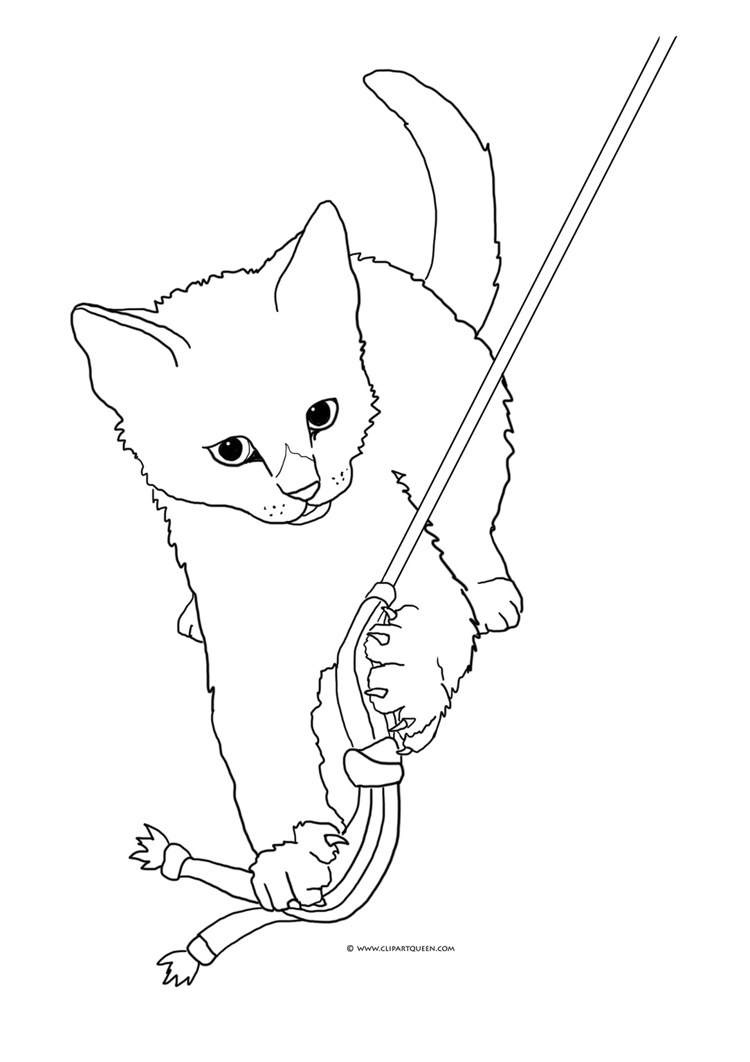 coloring kitty cat cat coloring pages kitty coloring cat