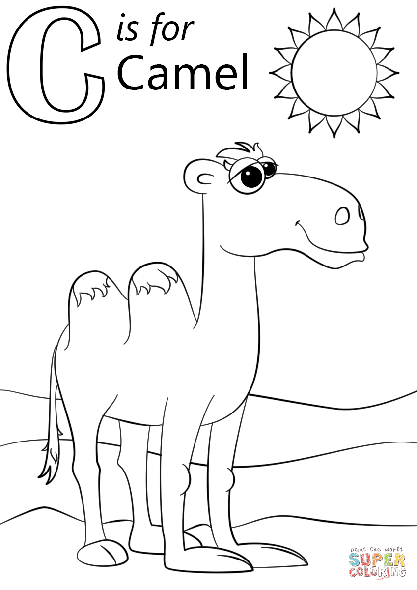 coloring letter c pictures the letter c coloring pages coloring home pictures c coloring letter