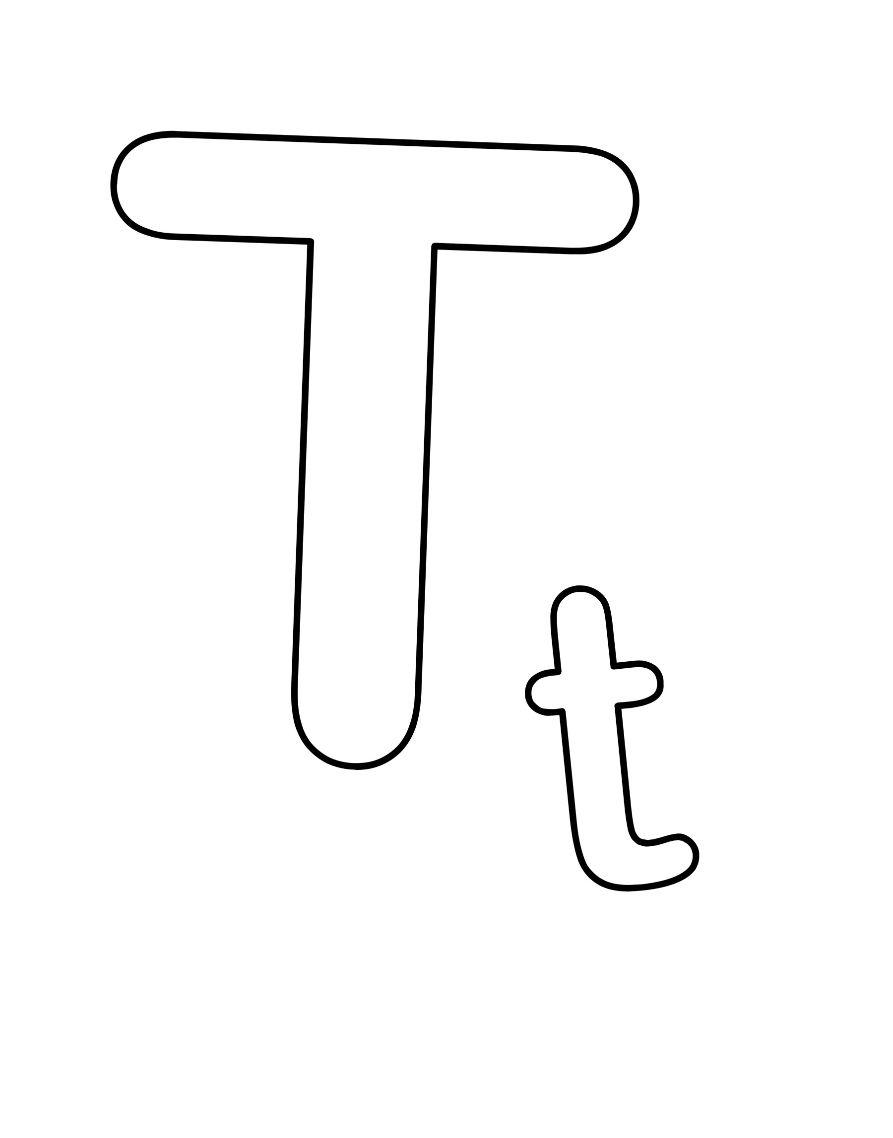 coloring letter t worksheets free printables letter t coloring pages to download and print for free letter free worksheets coloring printables t