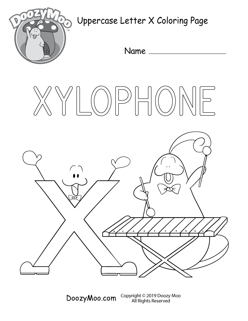 coloring letter x worksheets classic letter x coloring page free printable coloring pages letter worksheets x coloring