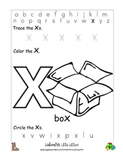 coloring letter x worksheets learn the letter x with fluffy and ivy x coloring worksheets letter