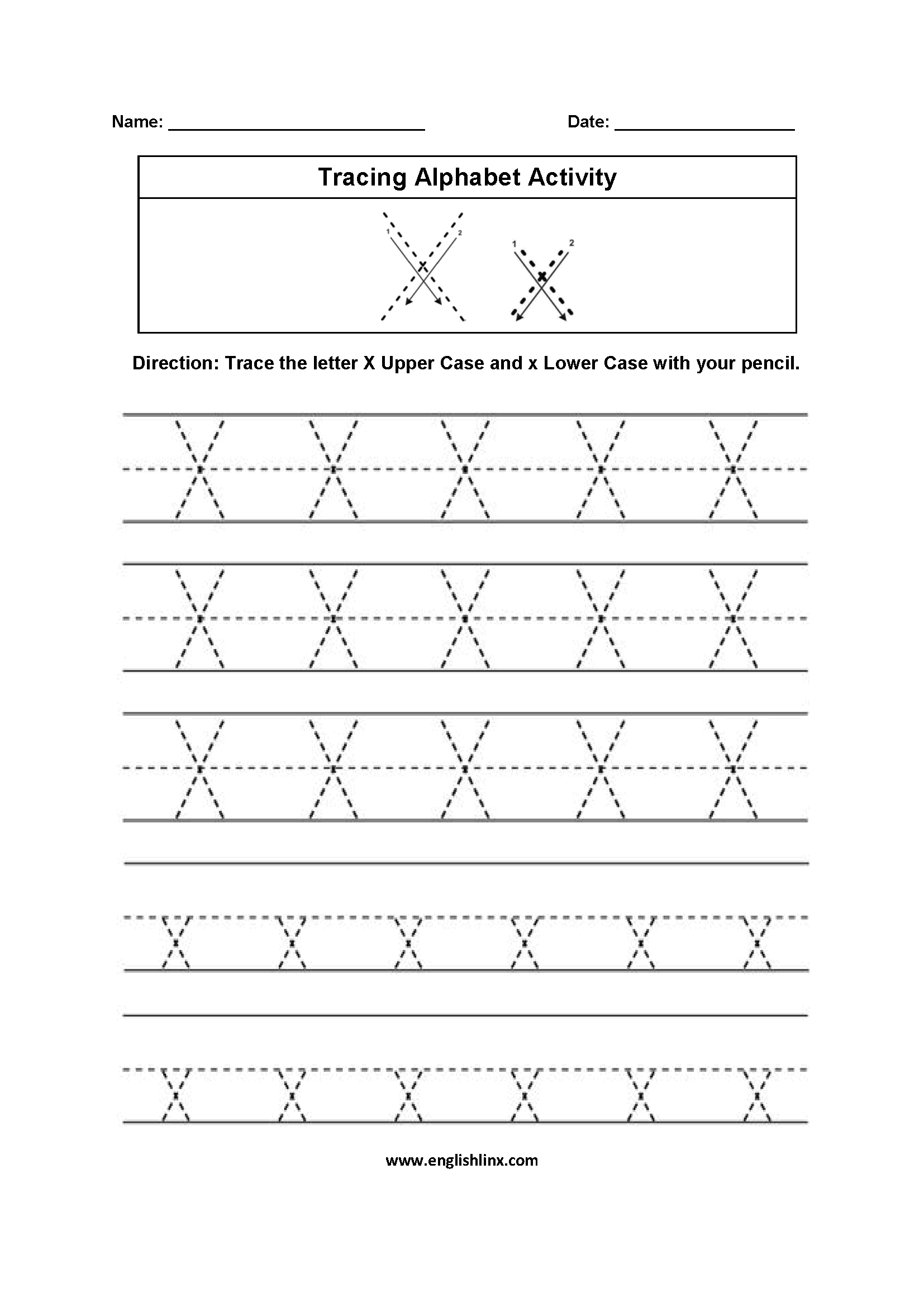 coloring letter x worksheets tracing letter x worksheets tracinglettersworksheetscom letter coloring worksheets x