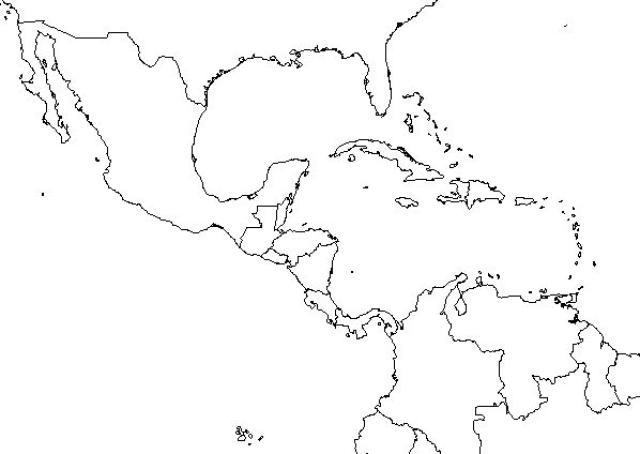 coloring map of south america 12 best images of map of spanish speaking countries south coloring america of map