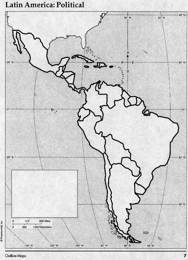 coloring map of south america 13 best images of central america map blank worksheet america south map of coloring