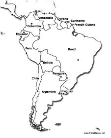 coloring map of south america argentina map coloring page travel argentina map of map america south coloring