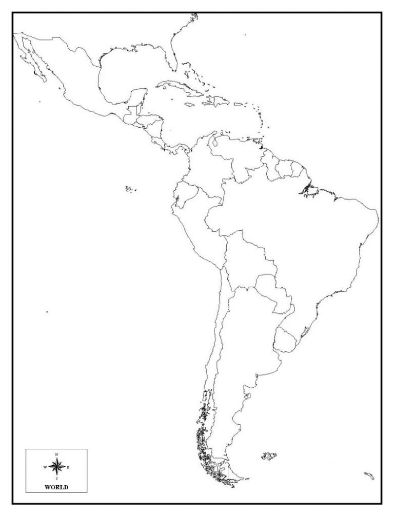 coloring map of south america fill in coloring pages at getcoloringscom free of south coloring america map