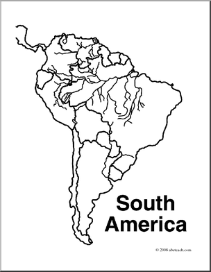 coloring map of south america south america coloring page coloring home america map coloring south of