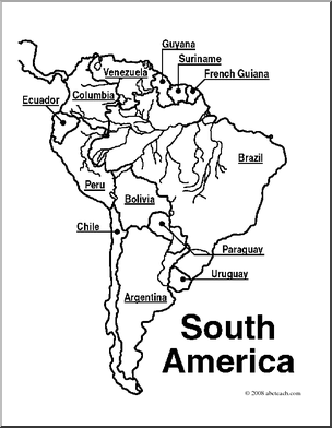 coloring map of south america south america coloring page coloring home coloring map south of america
