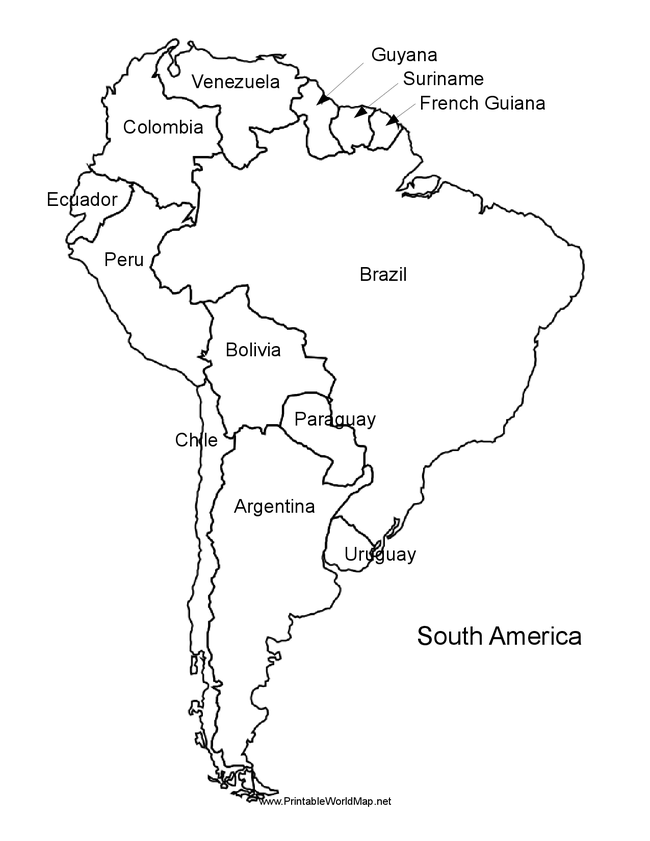 coloring map of south america south america coloring page coloring home coloring south map of america