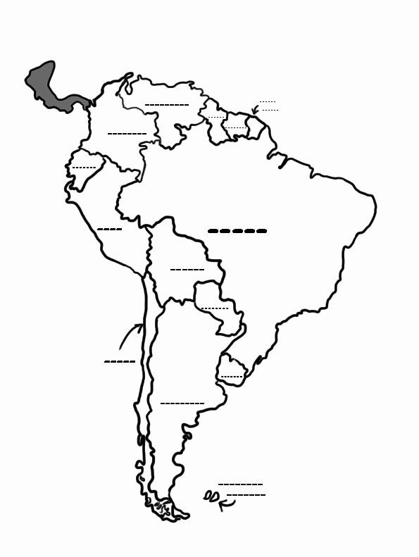 coloring map of south america south america coloring page free maps coloring pages of map south america coloring