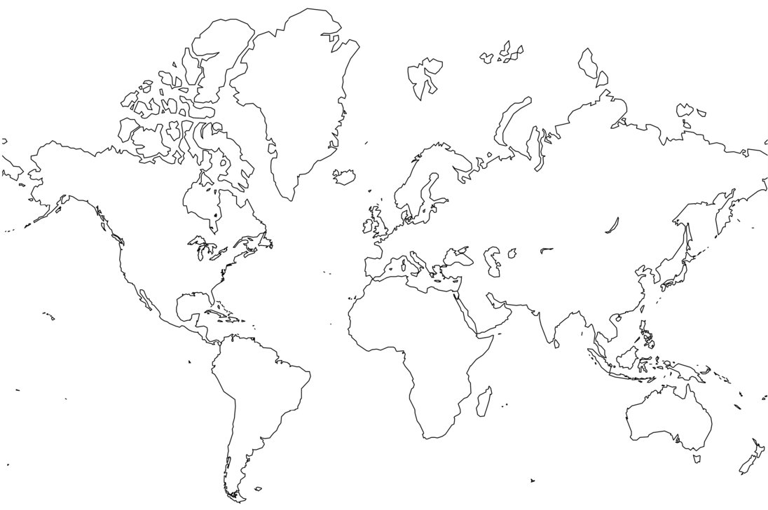 coloring map world coloring page of world map coloring home map world coloring