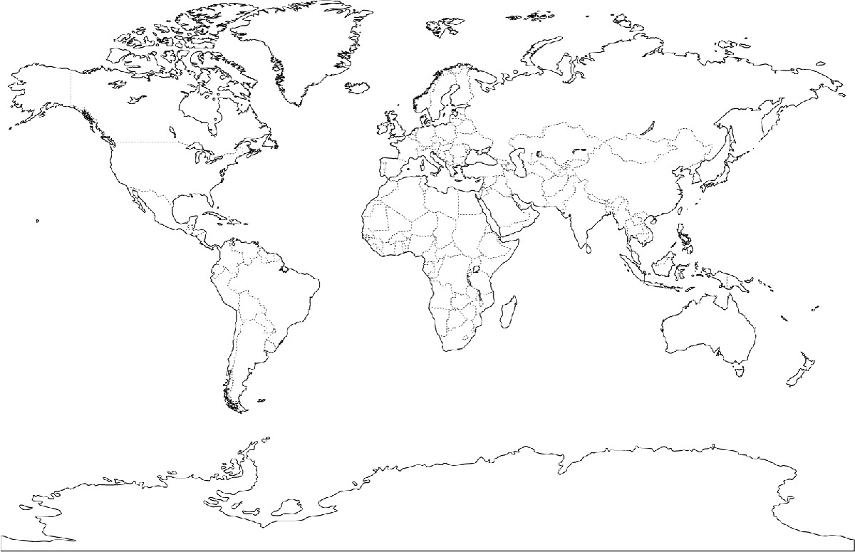 coloring map world world coloring printable page for learning world geography world coloring map