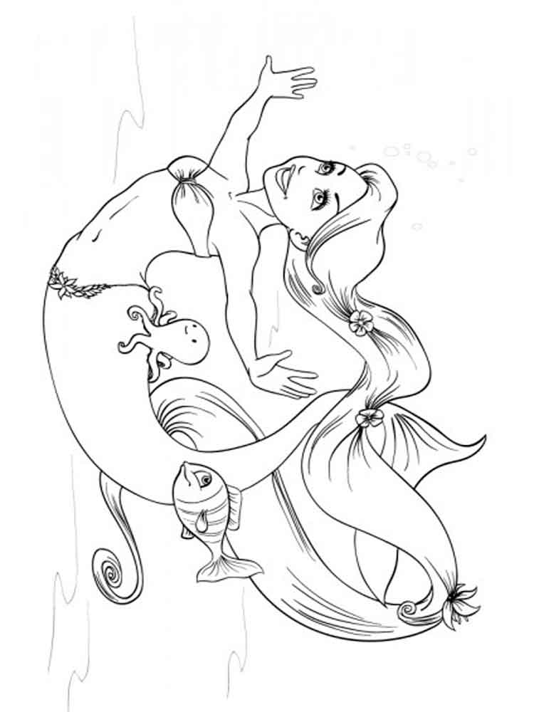 coloring mermaid pages mermaid coloring pages free printable mermaid coloring pages coloring mermaid pages